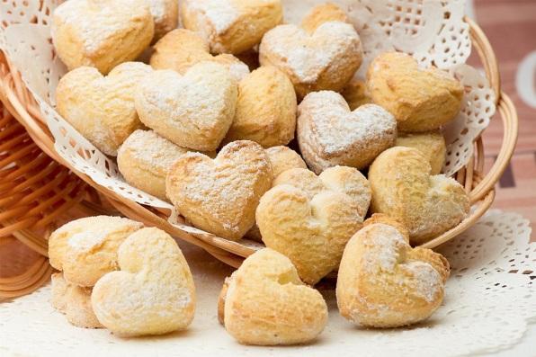 Печенье песочное печеньеы с фото на маргарине