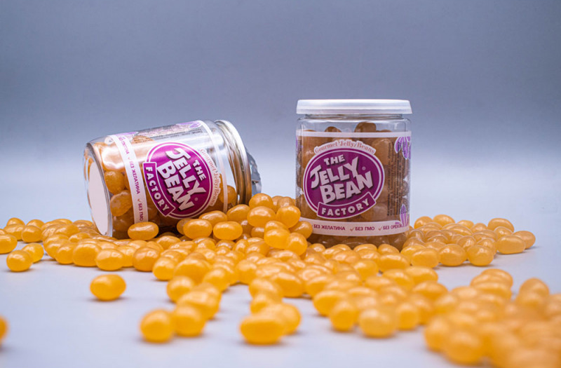 jelly bean factory  butterscotch  slivochnyj 140g