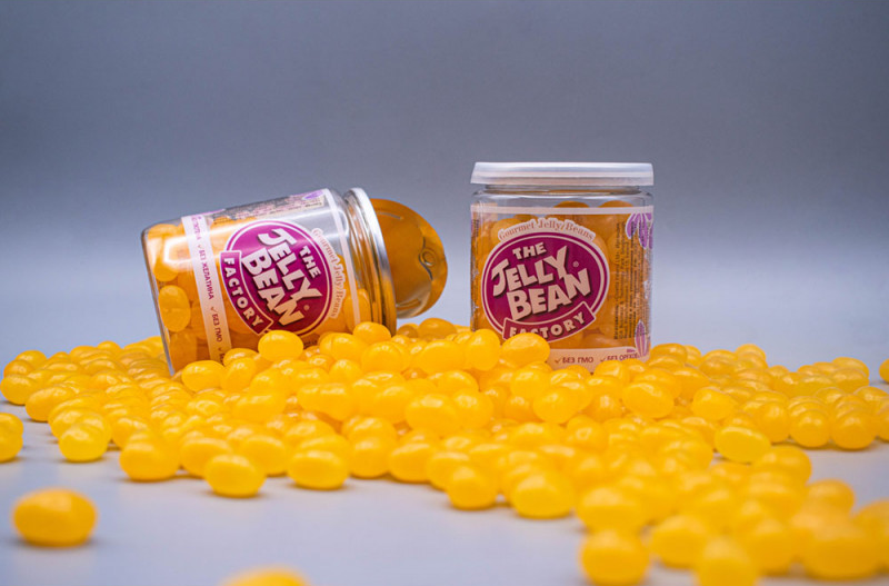 jelly bean factory ananas 140g