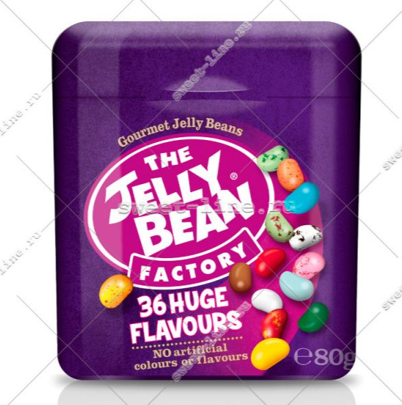 Драже The Jelly Bean Factory