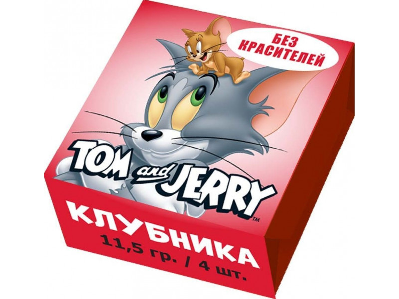 tom and jerry so vkusom klubniki